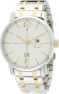 Tommy Hilfiger Men 1791214 Year-Round Analog Quartz Multicolour Watch