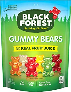 Black Forest Gummy Bears Candy, 28.8 Ounce (Pack of 1)