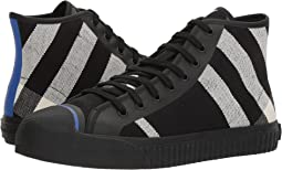 Burberry - Kirk High Top Sneaker
