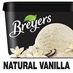 Breyers Original Natural Vanilla Ice Cream 48 oz