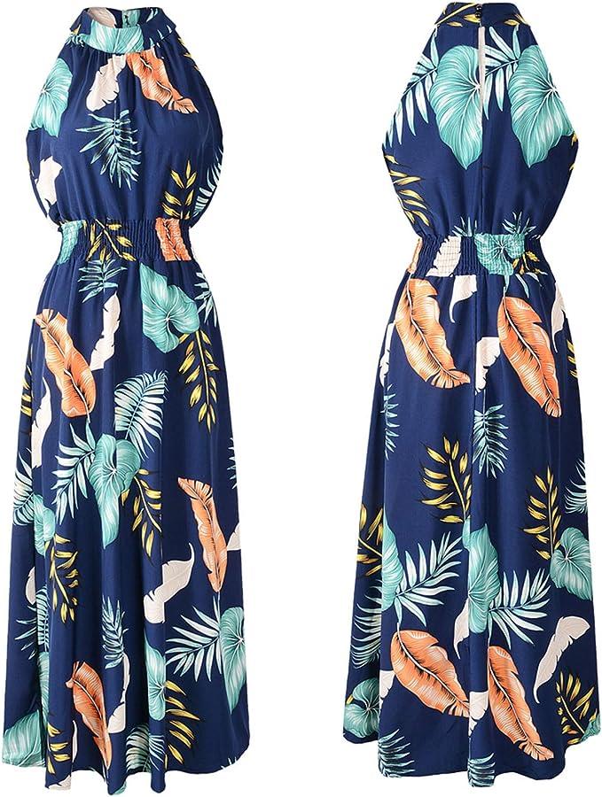 Prinzessin Sommerkleid Damen Hevoiok Partykleid Sexy Vintage Boho Lang Strandkleid Frauen Elegant Maxi Abendkleider Amazon De Bekleidung