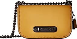 COACH - Burnished Leather Refresh Coach Swagger 20 Shoulder Bag