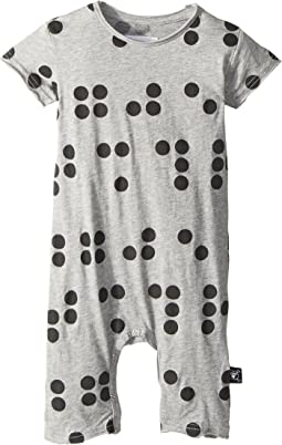 Nununu - Braille Playsuit (Infant)