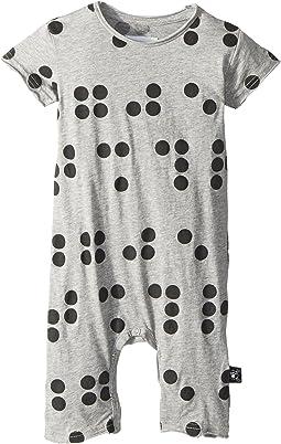 Braille Playsuit (Infant)