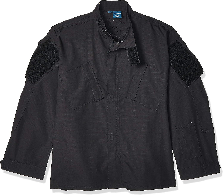 Trust Propper TAC.U Coat Black Dallas Mall MS