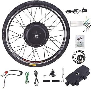 comprar comparacion Sfeomi Kit de Conversión de Bicicleta Eléctrica 48V 1000W Kit de Conversión de Bicicleta 26'' Rueda Electric Bike Conversi...