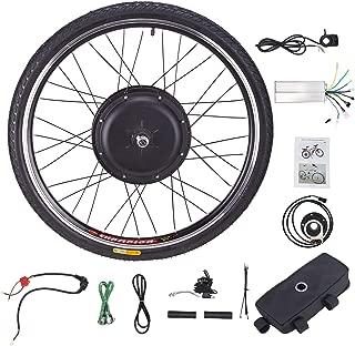 Sfeomi Kit de Conversión de Bicicleta Eléctrica 48V 1000W