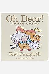 Oh Dear!: A Farm Lift-the-Flap Book Board book