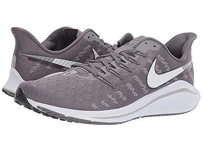 Nike Air Zoom Vomero 14 (Gunsmoke/White/Oil Grey/Atmosphere Grey) Men