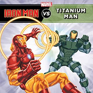 Iron Man vs. Titanium Man (Marvel Super Hero vs. Book, A)