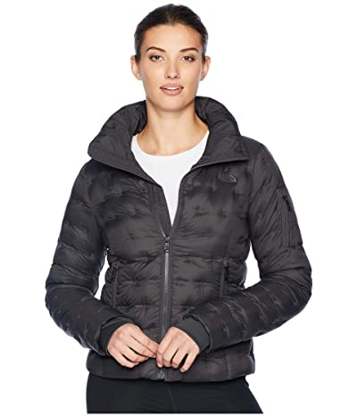 The North Face Holladown Crop Jacket (Asphalt Grey) Women