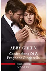 Confessions of a Pregnant Cinderella (Rival Spanish Brothers) Kindle Edition