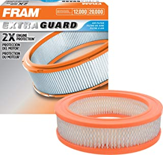 FRAM CA160 Extra Guard Round Plastisol Air Filter