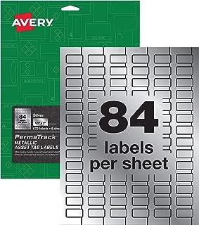 heavy duty asset labels