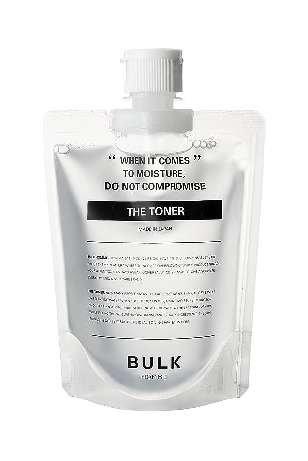 注文びっくり規定バルクオム (BULK HOMME) バルクオム THE TONER 高保湿化粧水 【低刺激】 単品 200mL