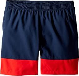 Columbia Kids Solar Stream Stretch Shorts (Little Kids/Big Kids)