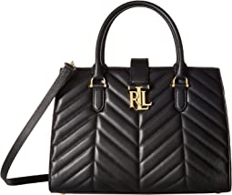 LAUREN Ralph Lauren - Carrington Brigitte II Mini Satchel