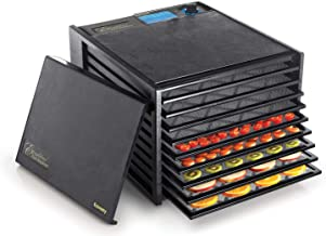Excalibur 2900ECB 9-Tray Food Dehydrator with Adjustable Thermostat for Temperature Control Patented Technology for Faster...