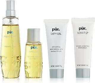 PÜR Start Now! Skincare Edition, Skincare Starter Kit