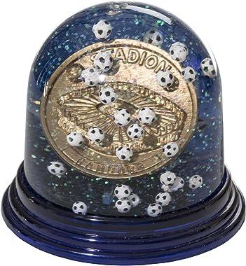 Schnabel-Schmuck Beak Jewellery SCHN21 092127 schneiende/Snow Globe-Football