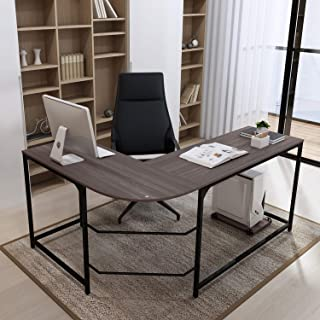 Best used l shaped office desks Reviews