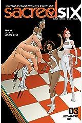 Sacred Six #3 Kindle Edition