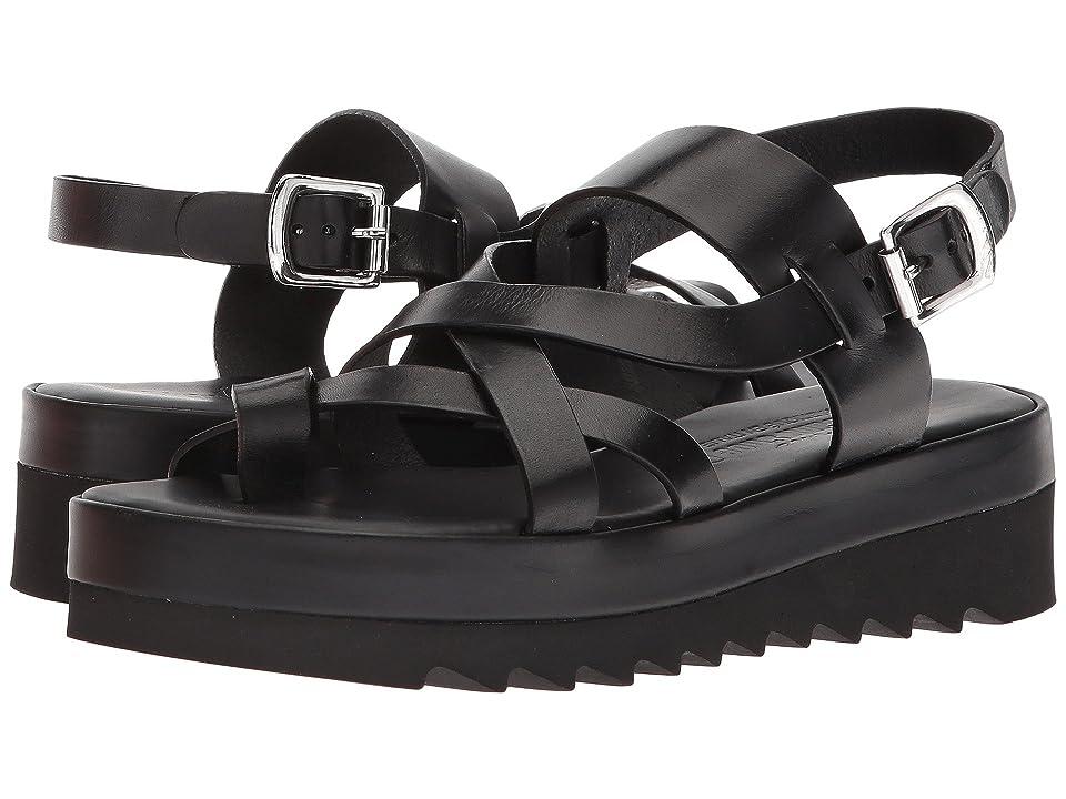 Right Bank Shoe Cotm Leti Sandal (Black) Women