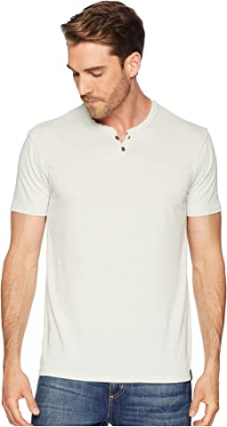 Burnout Button Notch Shirt