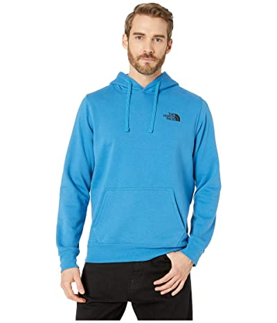 The North Face Half Dome Stayframe Pullover Hoodie (Heron Blue) Men