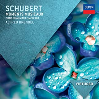 Schubert: Moments Musicaux; Piano Sonata in B Flat, D.960
