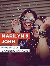 Best vanessa paradis marilyn & john Reviews