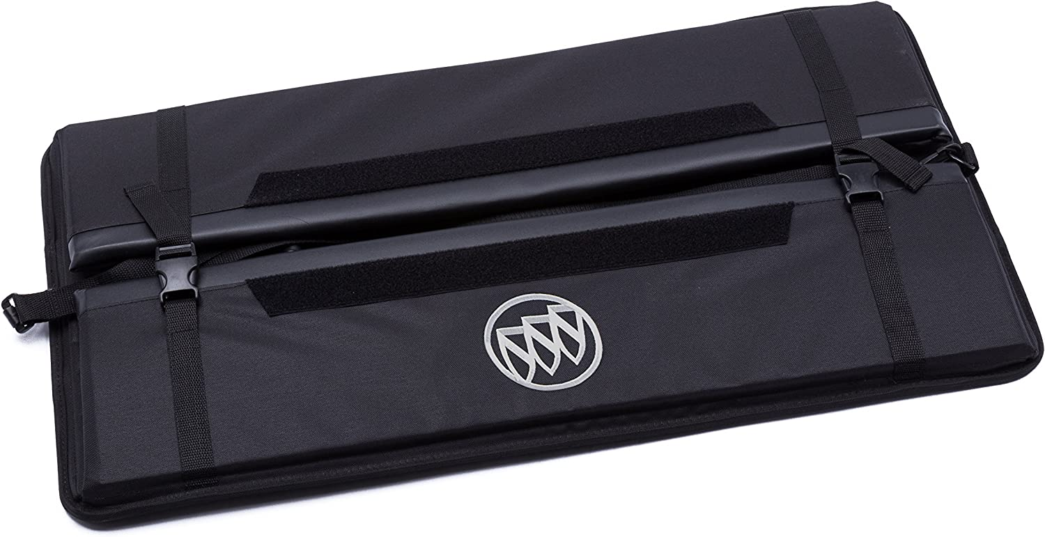 Low price GM Accessories 22765389 Cargo store Organizer Ebony with Logo in Buick