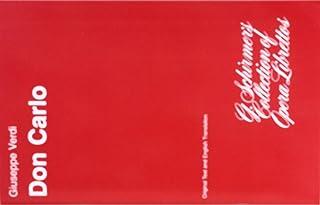 Don Carlos: Libretto