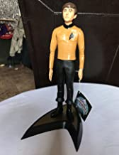 Hamilton Star Trek Presents 1991 10 Inch Pavel Chekov Figure on Base