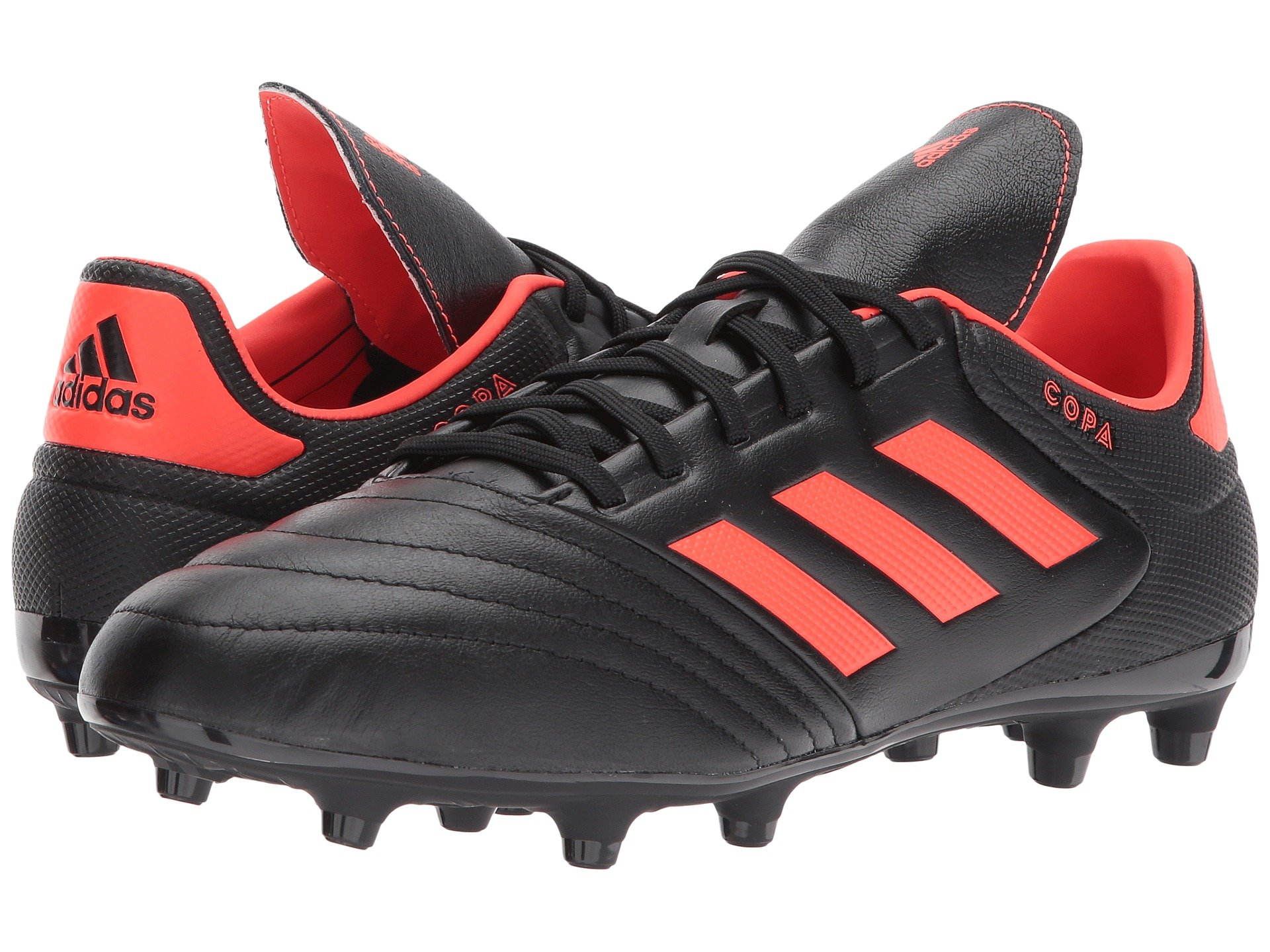 Adidas Originals Copa 17.3 Fg In Core Black Solar Red  632b979c2b