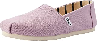 Women's Classics Heritage Canvas Espadrille Pumps Soft UK 6.5 Purple