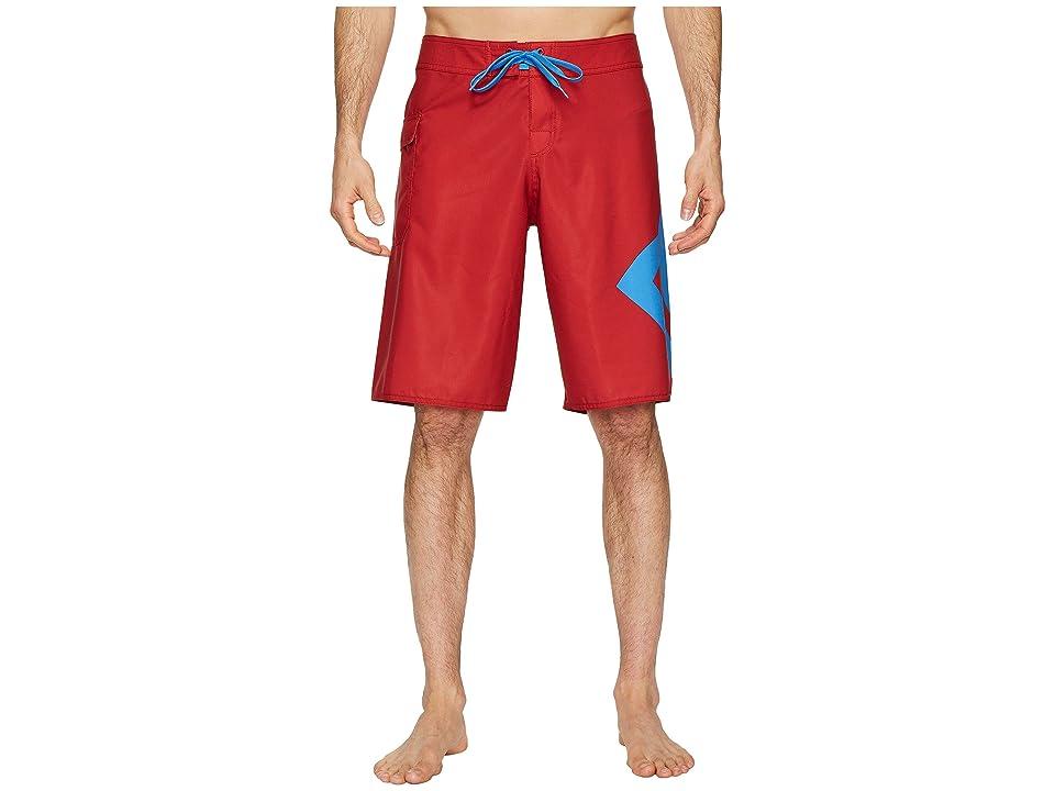 DC Lanai 22 Boardshorts (Tango Red) Men