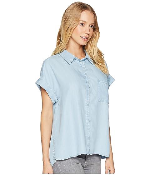 Sanctuary Sleeve Boyfriend Mod Shirt Short wYYqTrx0