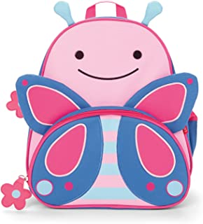 (跨境自营)(包税) Skip Hop 可爱动物园小童背包-蝴蝶SH210225