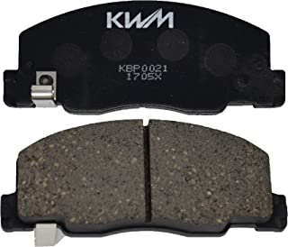 KWM ブレーキパッド KBP0021 エスティマ,エミーナ・ルシーダ CXR10,CXR11,CXR20,CXR21,TCR10,10W,TCR11,11W,TCR20,20W,TCR21,21W ライトエースノア・タウンエースノア CR40...