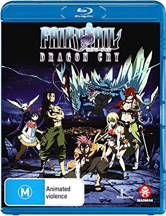 Fairy Tail: Dragon Cry (Blu-ray)