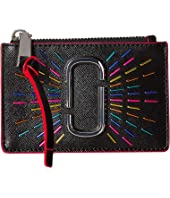 Marc Jacobs - Snapshot Confetti Top Zip Multi Wallet