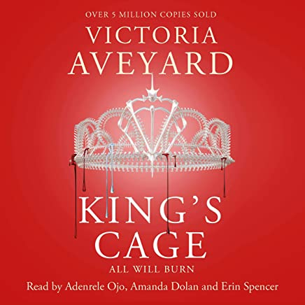 King's Cage: Red Queen, Book 3