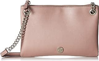 Chain Toggle Folio Crossbody Bag