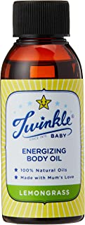 Twinkle Baby Body Oil Lemongrass, 80ml