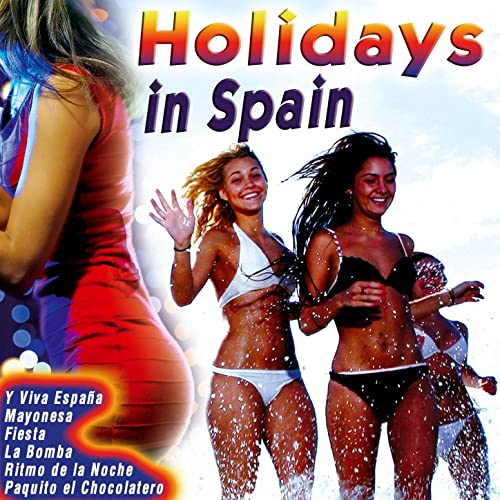 The Best Songs of Summer Holidays in Spain  Spanish Dance