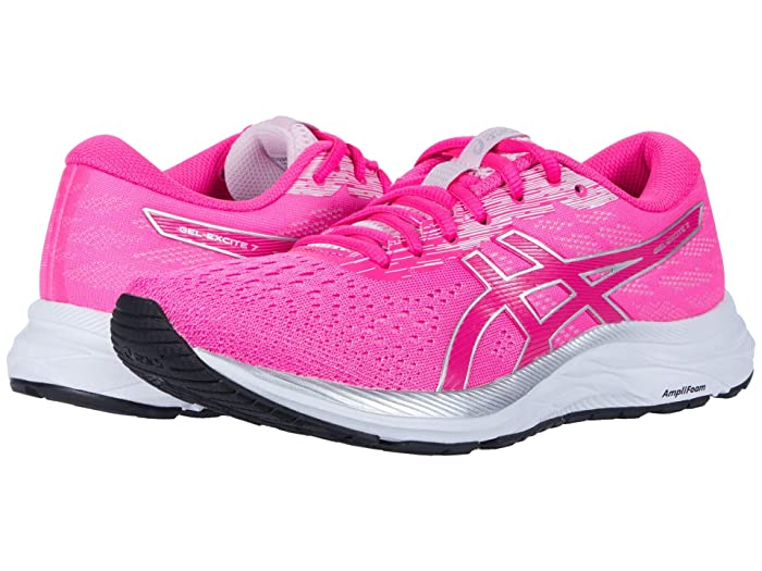 ASICS  GEL-Excite 7 (Pink Glo/White) Womens Running Shoes