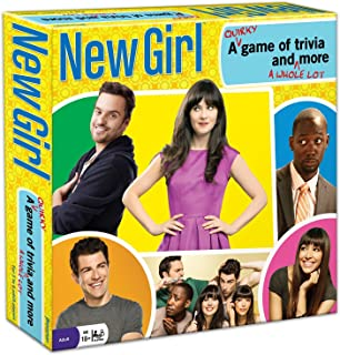 New Girl Board Game