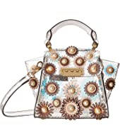 ZAC Zac Posen - Eartha Mini Top-Handle - Glass Color Block Floral