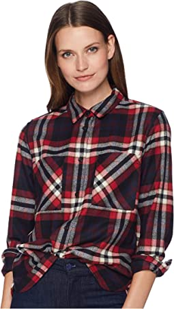 Piper Cropped Wool Shirt
